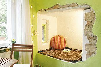 wanddurchbruch gestalten wohnraum optimal nutzen alles an seinem platz