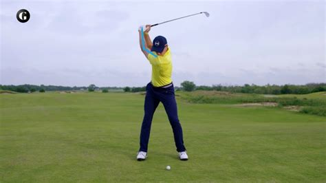swing works watch why spieth s weird swing works better golf digest