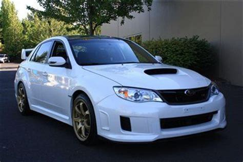 subaru wrx 18 inch wheels buy used 2011 subaru impreza wrx sti low new 18