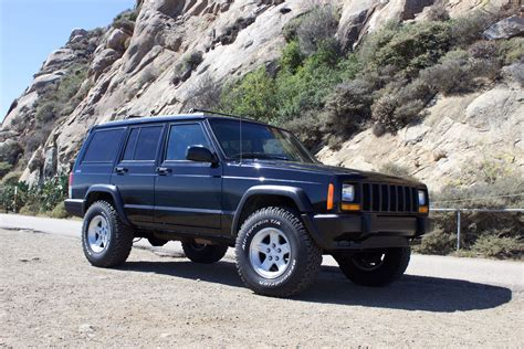 jeep xj jeep xj custom spoiler spoilerlight type i