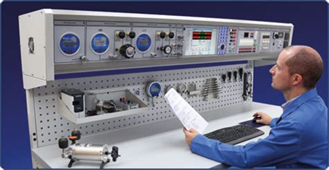 instrument test bench instrument calibration test benches time electronics