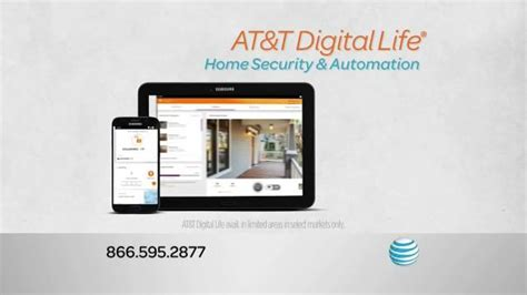 at t digital smart security tv commercial protect