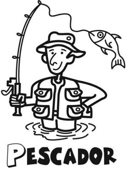 de ni a pescando para imprimir y pintar dibujos para colorear de la dibujo de un pescador para imprimir y colorear con ni 241 os