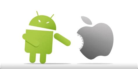 apple is better than android four reasons why apple ios is better than android