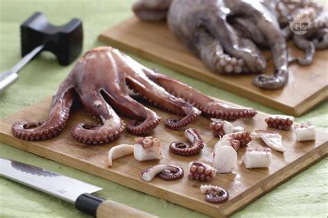 come cucinare il polipo congelato insalata di polpo surgelato