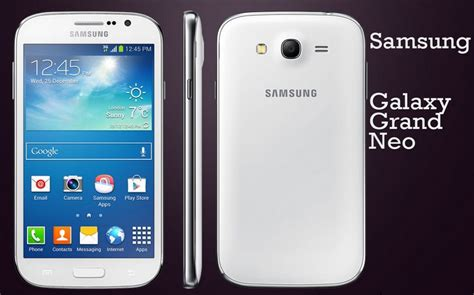 Hp Samsung Android Grand Neo le samsung galaxy grand neo d 233 j 224 commercialis 233 aux pays