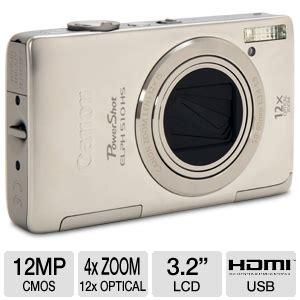 canon powershot elph 510 hs digital camera 12mp, 12x