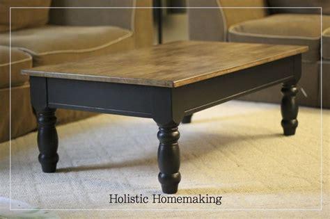 redo coffee table holisitc homemaking coffee table redo goods