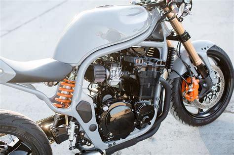 Cover Motor Anti Air Suzuki Gsx S150 the outlaw turning the suzuki bandit 600 into a modern