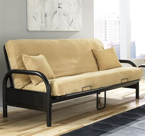 Metal Futons by Metal Black Futon Frame