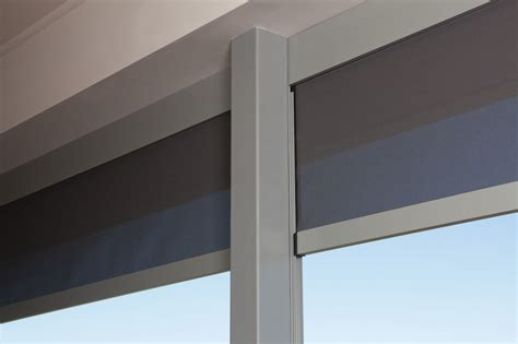 External Blinds In Style Patios And Decks Decks Timber And Steel