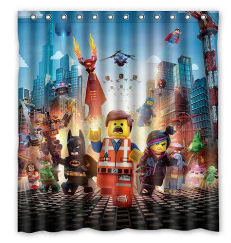 marvel shower curtain free shipping lego marvel super heroes custom shower
