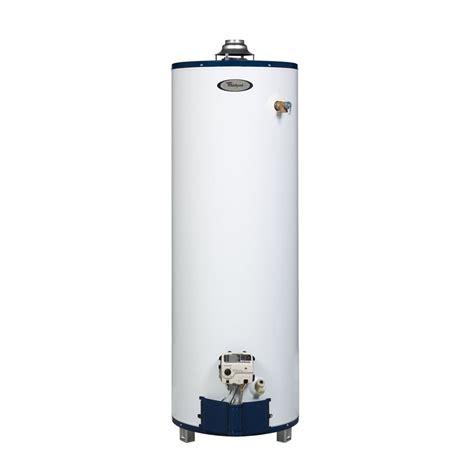30 gallon water heater natural gas shop whirlpool 6th sense 30 gallon 6 year tall gas water