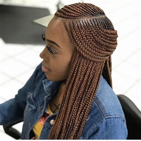 Hairstyles With Weave Braids by 2018 Weave Braids New Hairstyles You Must Try