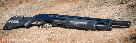 mossberg 500 light mount with heat shield a guide to tactical mossberg 500 series shotguns lucky