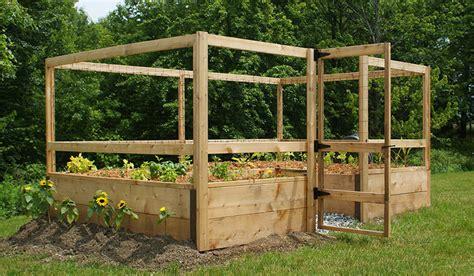 Deer Proof Vegetable Garden Gardens To Gro Ready Made Vegetable Gardens Deer