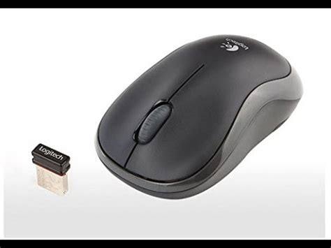 Mouse Logitech Wireless B175 logitech b175 wireless mouse review