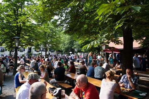 Englischer Garten Aumeister by Zum Aumeister M 252 Nchens Bierg 228 Rten