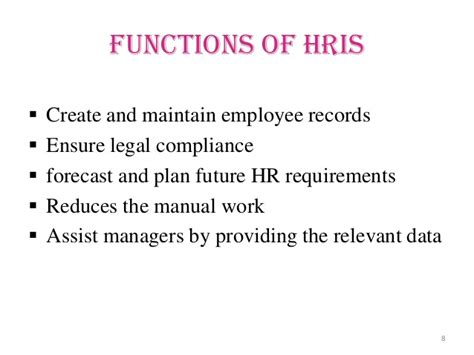 Byu Mba Hr Track Requirement by Human Resource Information System
