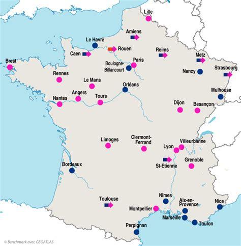 la carte et le 2081365456 les villes fran 231 aises la famille et la communaut 233 french teacher french class