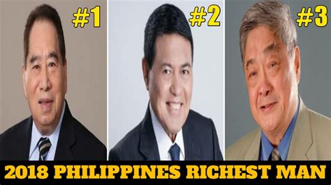 top 10 richest in in 2018 with their networth in dirham cfa pounds top 10 richest in the philippines 2018