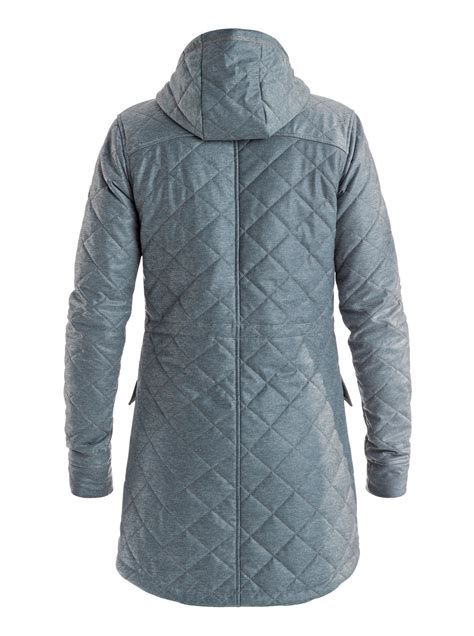 Quilted Parkas by Lofty Sweat Quilted Technical Parka Erjjk03121