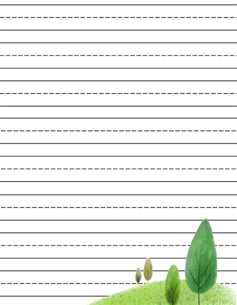 primary writing paper free printable stationery for free lined