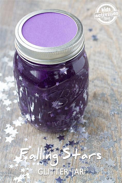 learn how to make a glitter jar kids activities blog