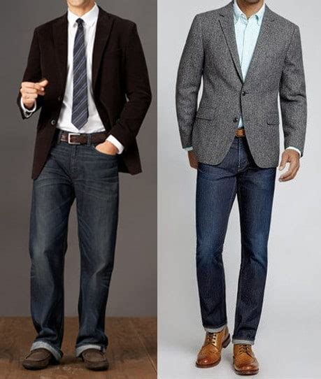 how to wear a blazer jacket with jeans mens style guide sports jacket and jeans a man s go to getup the art of
