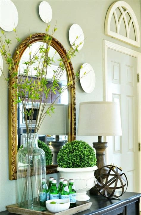 spring home decorations bring spring in 27 beautiful greenery touches for your