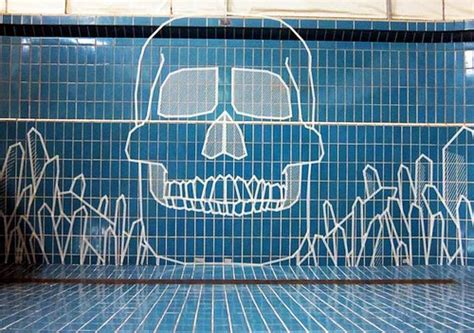 australian pattern tape tape art the non degrading street art by buff diss