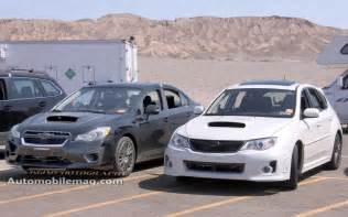 2014 Subaru Hatchback 2014 Subaru Wrx Hatchback