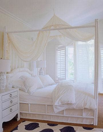 White Canopy Bed Whitehaven Dreaming Of White Canopy Beds