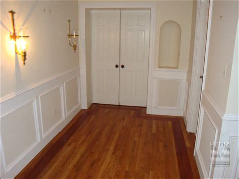 Pics Of Wainscoting Wainscoting Mitre Contracting Inc