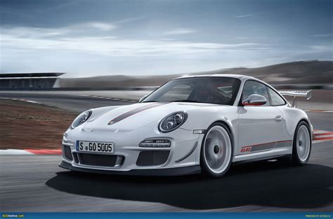 porsche 911 gt3 rs ausmotive com 187 official porsche 911 gt3 rs 4 0
