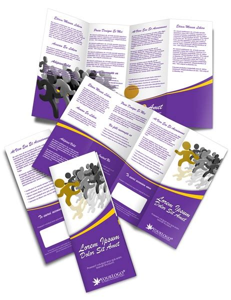 double parallel fold brochure www pinterest com wholoves