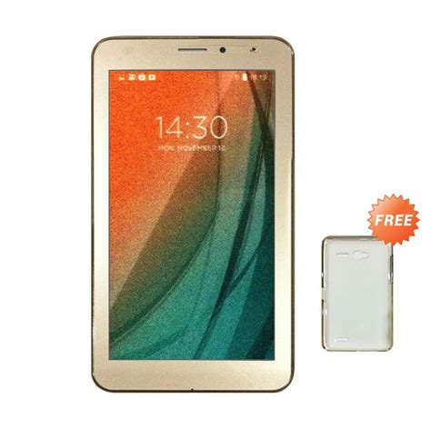 Casing Tablet Advan Jual Advan Vandroid I7a Tablet Gold 8 Gb 4g Lte Free Silicon Harga