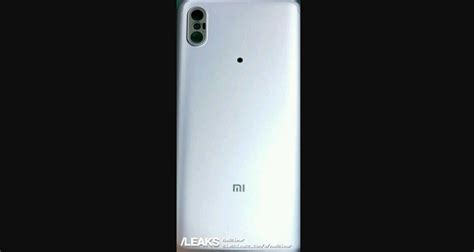 Render One X2718 Xiaomi Mi Max 2 Print 3d xiaomi mi 6x back panel reveals iphone x like dual