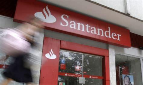 cotizaciones banco santander santander recibe el mayor porcentaje de consejos de compra