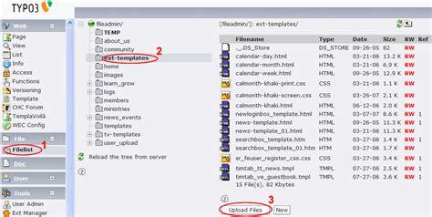 Typo3 Calendar Extension Ext Calendar Base