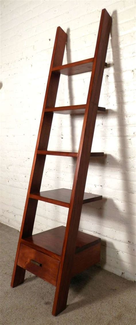 Unusual Ladder Style Bookcase At 1stdibs Ladder Style Bookcases