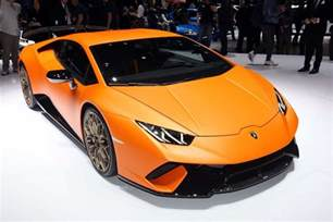 Lamborghini Huracan Hail To The Lamborghini Huracan Performante
