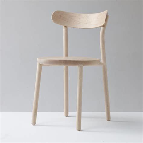 chaise en bois design chaise en bois design bricolage maison et d 233 coration