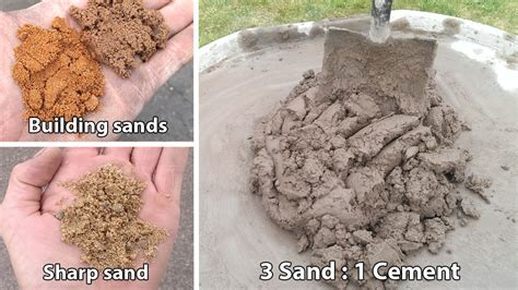 Shower Pan Mortar Mix Ratio by How To Mix Cement Mortar Like A Pro Or Spot