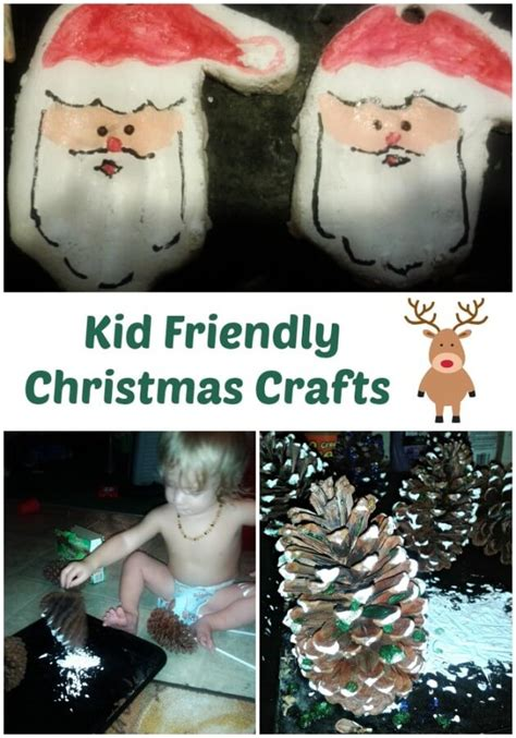 toddler diy here come the holidays kid friendly