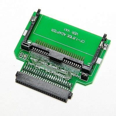 compact ssd flash adapter convertor for 1.8 hard drive