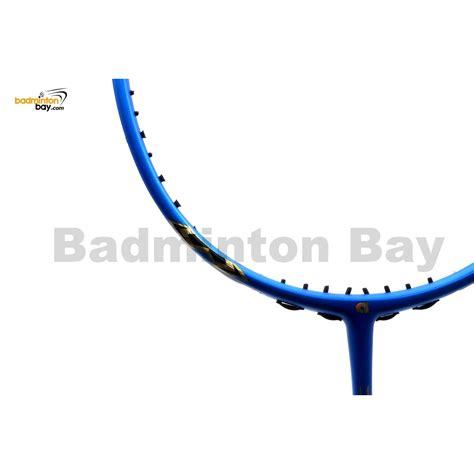 Apacs Blend 6000 Blue 4u Badminton Racket Racquet Free Stringing Pu buy 1 free 1 apacs ziggler lhi pro blue hyun il