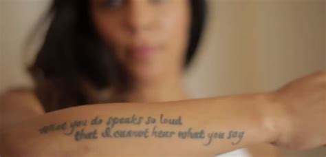 sydney leroux tattoos fox soccer goes the with sydney leroux the