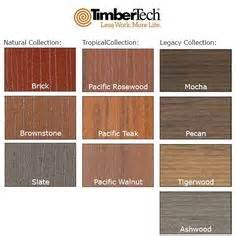 timbertech colors 1000 images about terrasse 2016 on decking