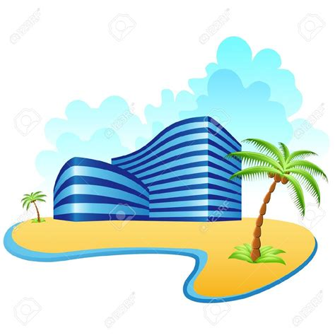 hotel clipart resort clipart clipground